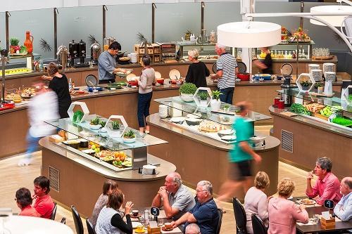 Lunch/Dinner at Atrium Garden Restaurant