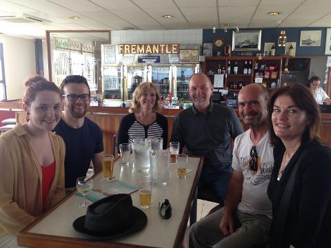 Fremantle Sailors Guide (4 pax)