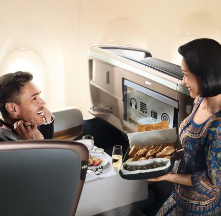 2 Business Class Base Fares to New York