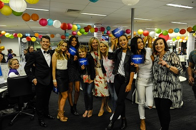 Telethon Opening and Backstage Tour