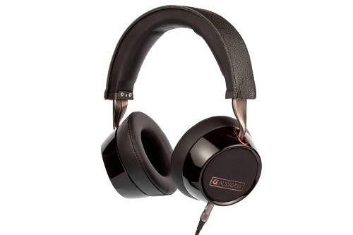 AUDIOFLY 240 Black Over-Ear Headphones