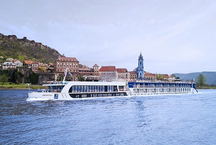 APT Luxury 15 Day Europe River Cruise for Two