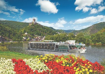 APT Luxury 8 Day Europe River Cruise for Two