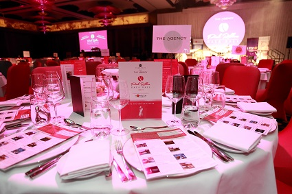 Table of 10 to The Pink Ribbon Ball
