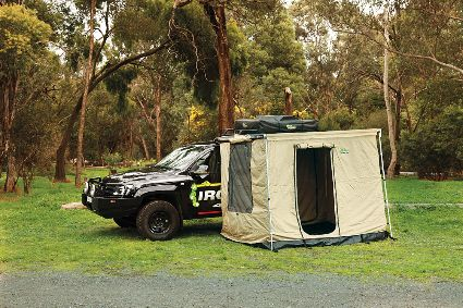 IRONMAN 4X4 ROOM TENT