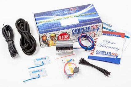 COUPLERTEC ELECTRONIC RUSTPROOFING 2PAD