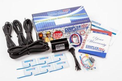 COUPLERTEC ELECTRONIC RUSTPROOFING 6PAD