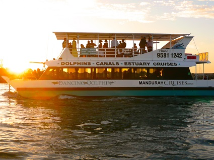 Sunset Cruise w/dinner x 2 adults