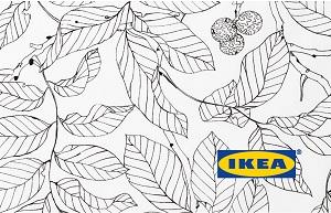 $500 IKEA GIFT CARD