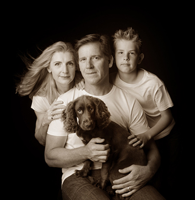 Family Photography Package