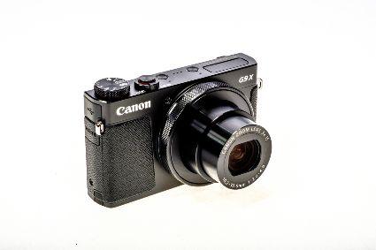 CANON POWERSHOT G9XII COMPACT BLACK