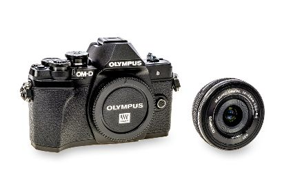 OLYMPUS OM-D E-M10 MKIII CAMERA + 14-42