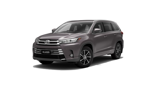 2017 Toyota Kluger GXL 2WD valued at $60,410 drive away