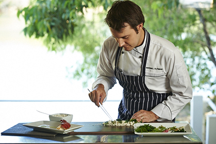 Cooking Demo & Long Table Lunch For Two