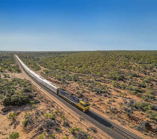 The Ghan & Radiance of the Seas West Coast Explorer for 2