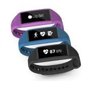 Fusion 2 Smartwatch with 3 colour bands