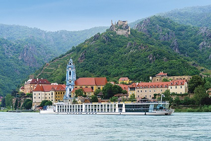 Premium Europe River Cruise for Two