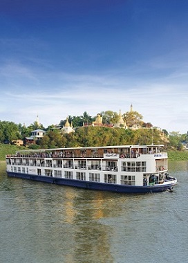 15 Day Premium Myanmar River Cruise for Two