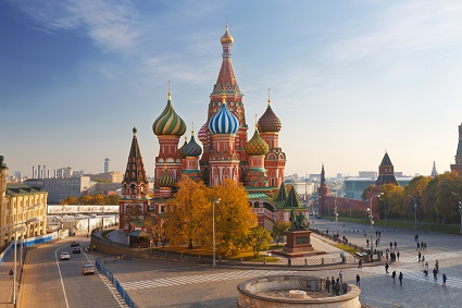 12 Day Premium Russia River Cruise for Two