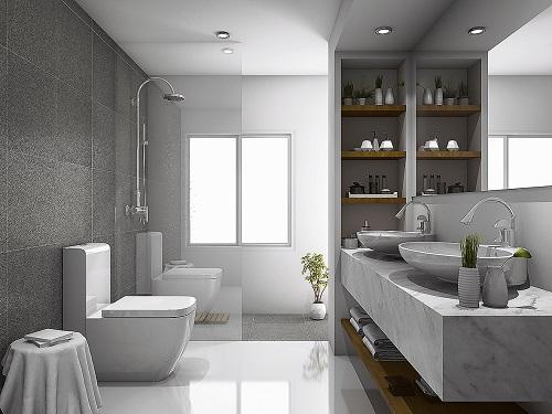 $20,000 Bathroom Voucher