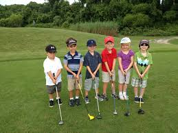 Junior Golf Clinic (1 term - 10 Weeks)