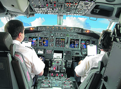 60 Minute Flight Experience