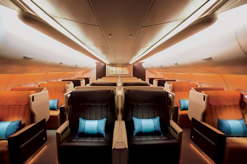 2 Business Class Return Tickets - Perth to London