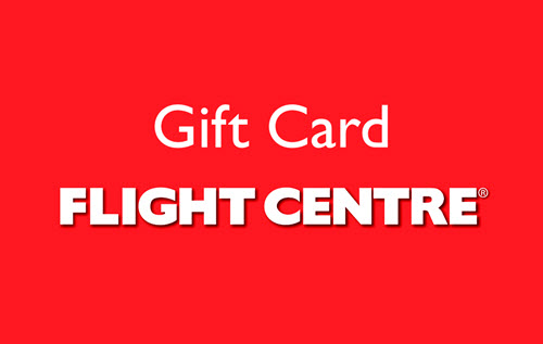 $250 Flight Centre Gift Card