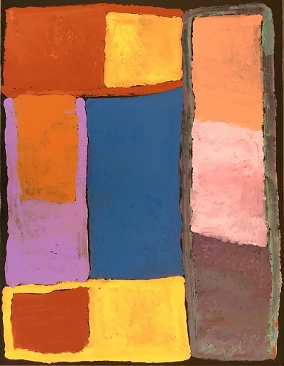 Kudditji Kngwarreye - My Country