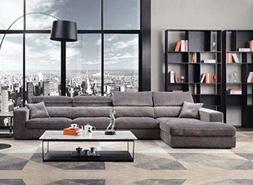KX-S1302 Fabric sofa