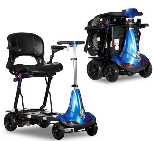 Mobie-T Folding Mobility Scooter