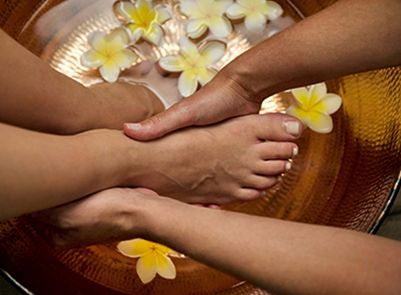 Deluxe Spa Pedicure 90 min