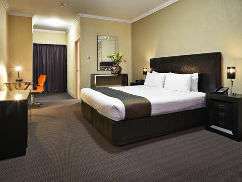 Sunmoon Boutique Resort Queen Spa Room