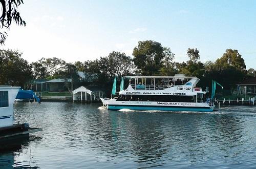 Murray River Lunch Cruise(1x d/pass)