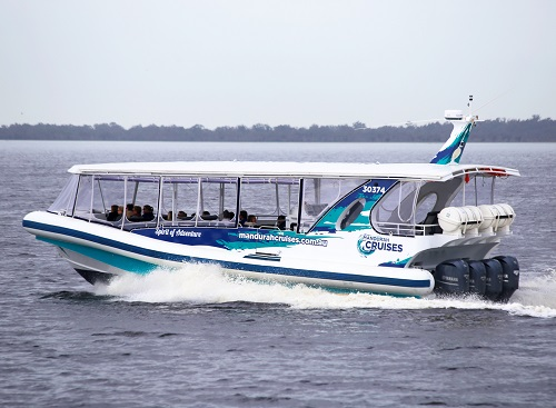 Dolphin Island Adventure (1x d/pass)