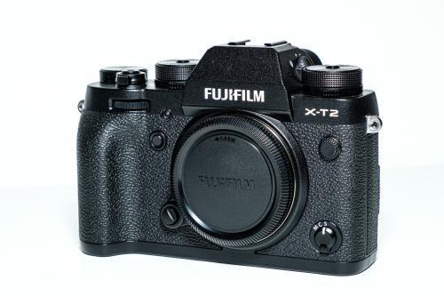 Fujifilm X-T2 Mirrorless Camera Body Pro