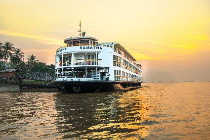 APT Luxury Myanmar River Cruise for Two