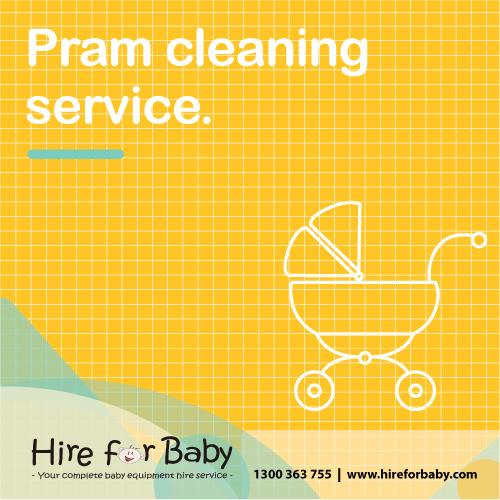 Professional Pram Clean