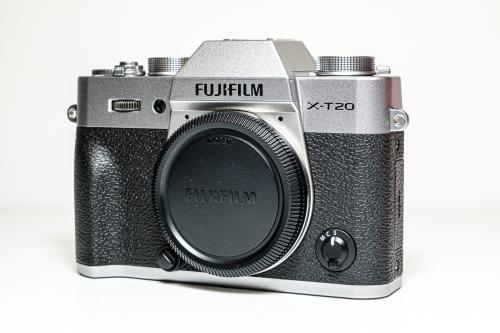 Fujifilm X-T20 Digital Pro Body Silver