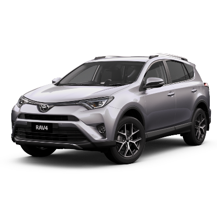 Toyota Rav4 GXL with Premium Interior Pack