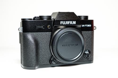 Fujifilm X-T20 Digital Compact Pro Black