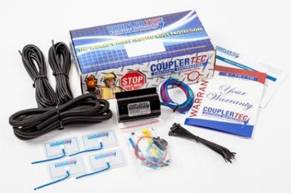 COUPLERTEC ELECTRONIC RUSTPROOFING 4PAD
