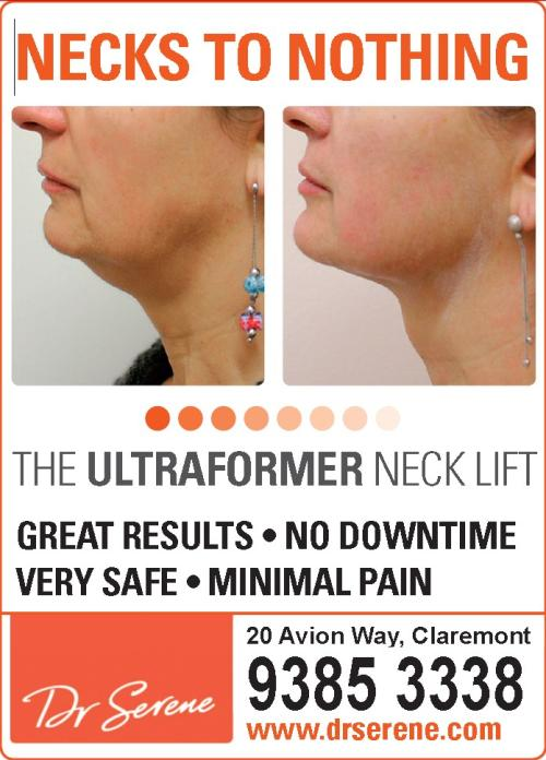 Ultraformer Neck Lift