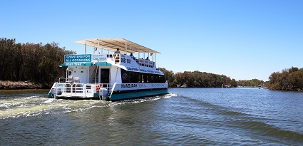 Murray River Lunch Cruise x 2 Adults