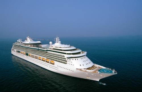 17 night Cruise to Sydney via NZ for two (2) people - balcony cabin
