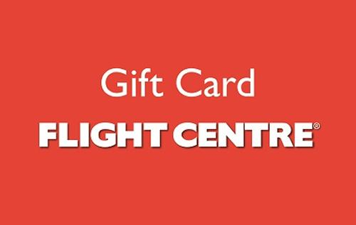 $1,000 Flight Centre Gift Card