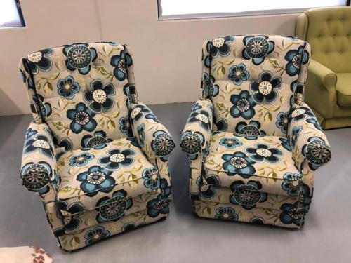 2 x Accent Chairs