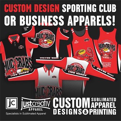 Custom Sporting Club or Business Apparel