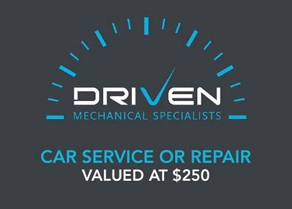 Car service or repair - $250