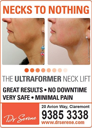 Ultraformer: nonsurgical neck lift